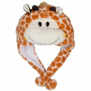 Feest giraffe muts voor kinderen