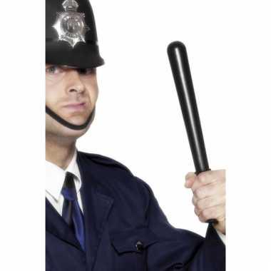 Feest politie gummi knuppel