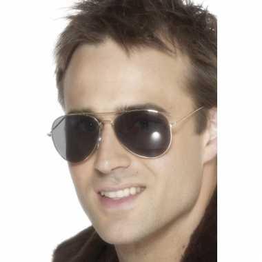Feest politie zonnebril
