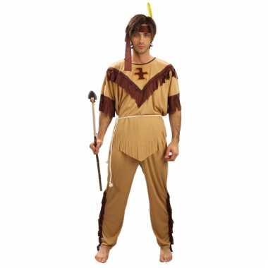 Feestartikelen indianen kostuum voor heren