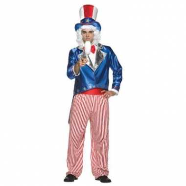 Feestkostuum uncle sam