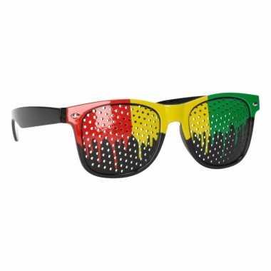 Festival jamaica zonnebrillen