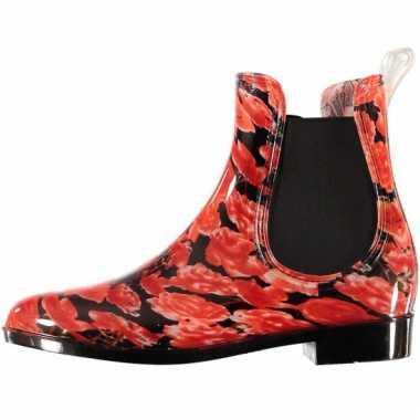 Festival laarzen voor dames roos