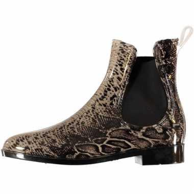 Festival laarzen voor dames snake