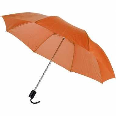 Festival paraplu oranje 56 cm