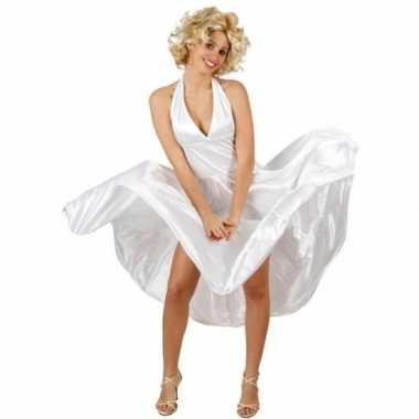 Filmster marilyn verkleed jurk voor dames