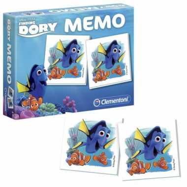 Finding dory memory spel