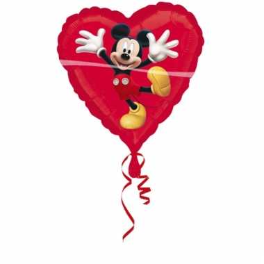 Folie ballon mickey mouse helium