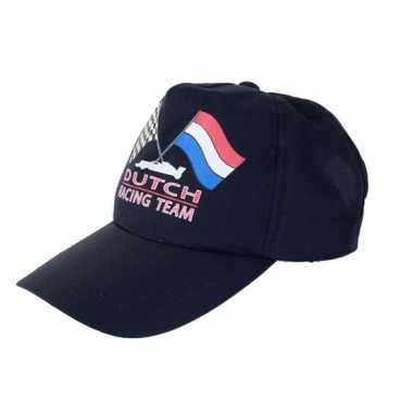 Formule 1 dutch racing team cap/pet voor volwassenen