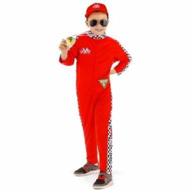 Formule 1 jumpsuit voor kinderen