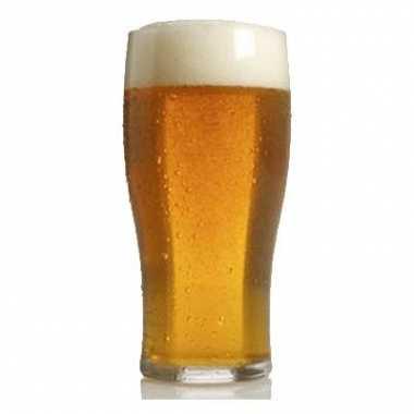 Foto bord van een biertje