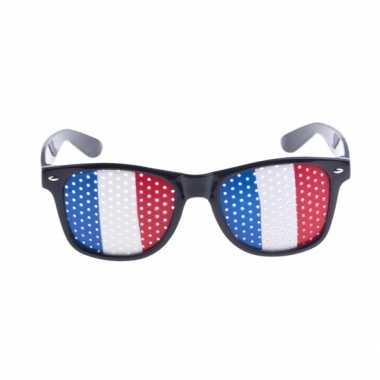 Frankrijk feestbril