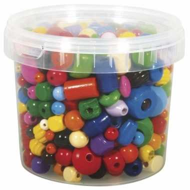 Gekleurde kraaltjes 4-16 mm
