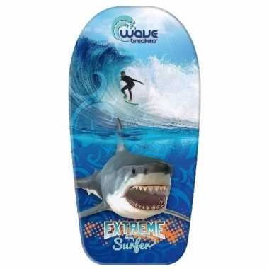 Haai en surfer bodyboard 83 cm