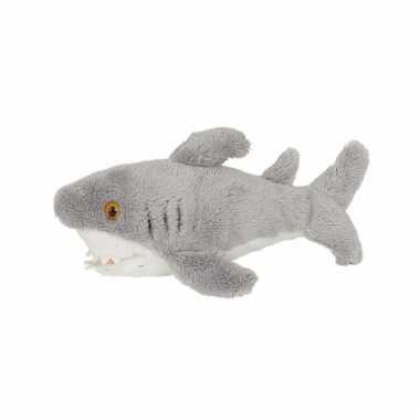 Haaien knuffeltje 15 cm