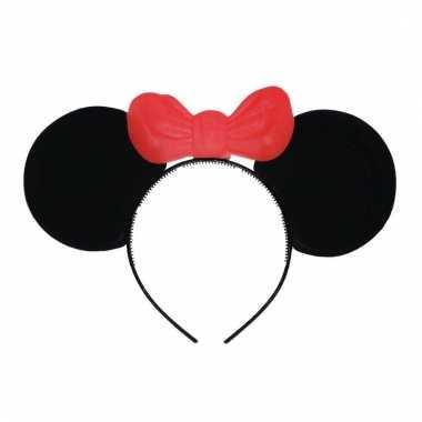 Haarband minnie met strik