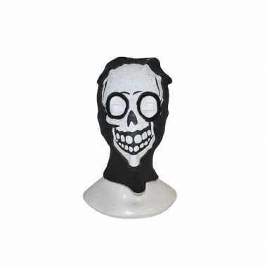 Halloween bivakmuts schedel