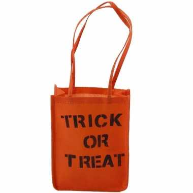 Halloween - halloween trick or treat tasje maken pakket