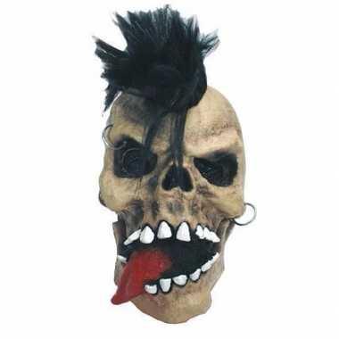 Halloween - horror schedel punk masker