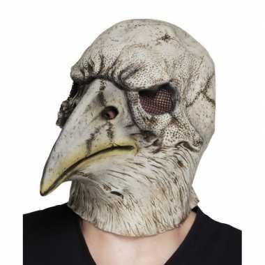 Halloween - latex halloween adelaar vogel masker voor volwassenen