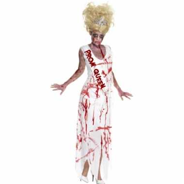 Halloween prom queen outfit
