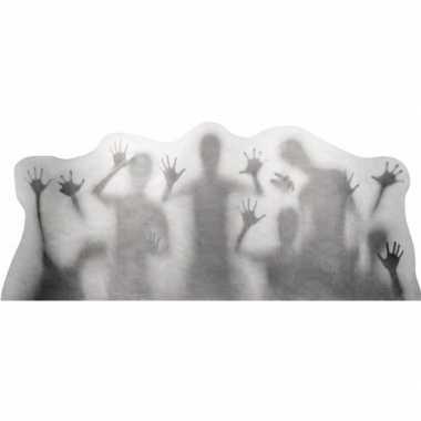 Halloween - raamsticker horror silhouetten 35 x 78 cm
