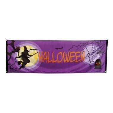 Halloween versiering banners 220 cm