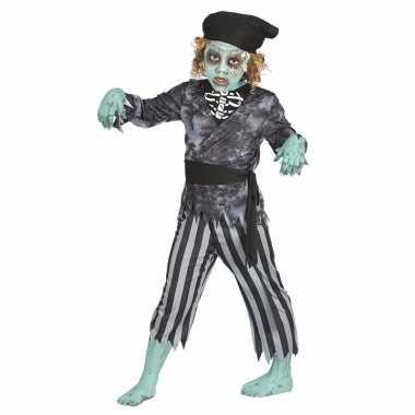 Halloween - zombie piraten kostuum voor jongens