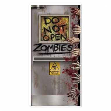 Halloween zombie posters 152 cm