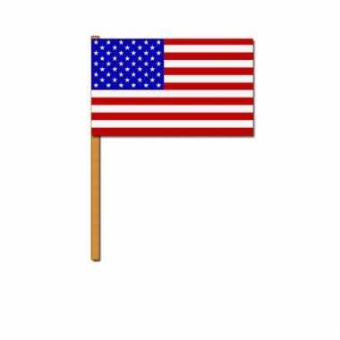 Handvlaggetje amerika