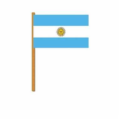 Handvlaggetje argentinie