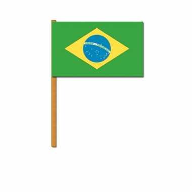 Handvlaggetje brazilie
