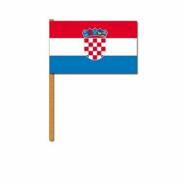 Handvlaggetje kroatie