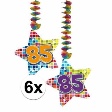 Hangdecoratie 85e verjaardag