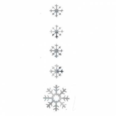 Hangdecoratie sneeuwvlok 140 cm