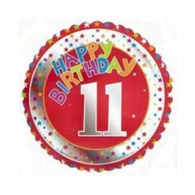 Happy birthday 11 jaar verjaardag