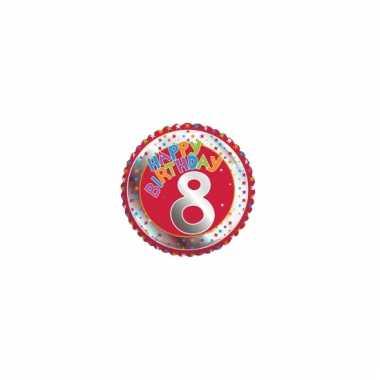 Happy birthday 8 jaar verjaardag
