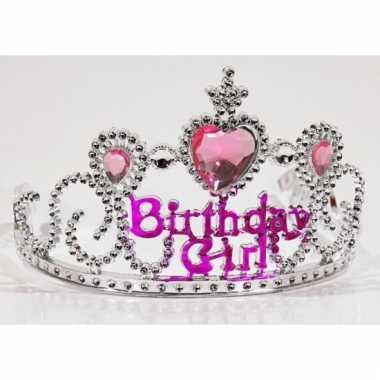 Happy birthday kroon voor kinderen
