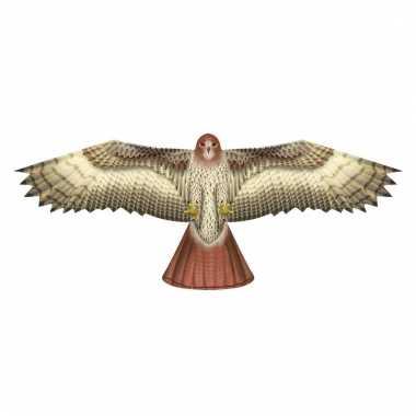 Havik roofvogel vlieger 112 x 50 cm