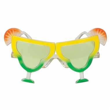 Hawaii brillen cocktail