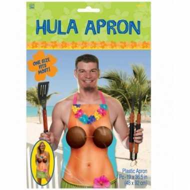 Hawaii hula schort