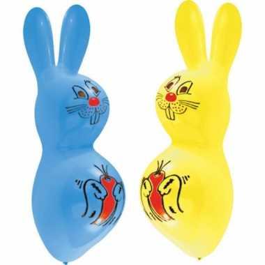Hazen ballonnen 2 stuks