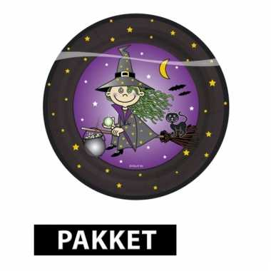 Heksen feestartikelen pakket