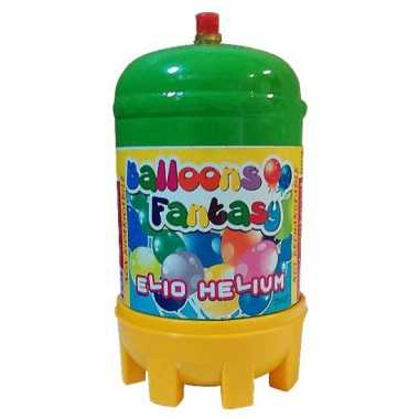 Helium tank voor 10 latex ballonnen