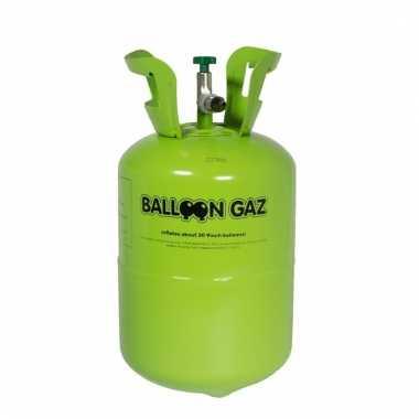 Helium tank voor 30 latex ballonnen