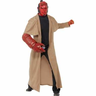 Hellboy outfit 4 delig