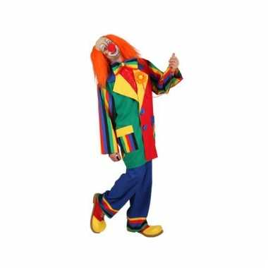 Heren clowns outfit