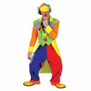 Heren clowns outfit