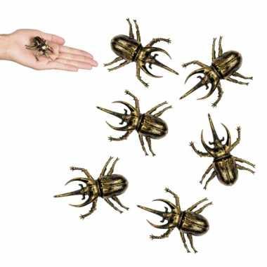 Horror beestjes bugs 6x