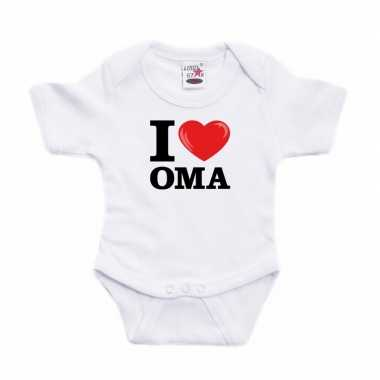 I love oma rompertje baby